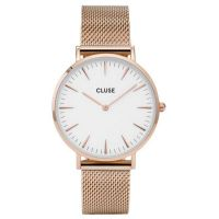 CLUSE | Boho Chic mesh rose - white 1