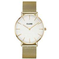 CLUSE | La Boheme mesh gold - white 1