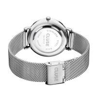 CLUSE | La Boheme mesh silver - white 2