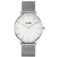 CLUSE | La Boheme mesh silver - white 1