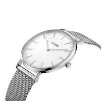 CLUSE | La Boheme mesh silver - white 3
