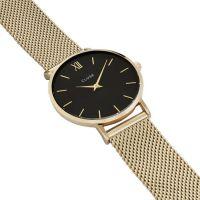 CLUSE | Minuit mesh gold - black 3