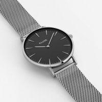 CLUSE | La Boheme mesh silver - black 2