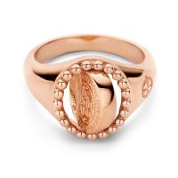 MI MONEDA | Soho ring rosé 2