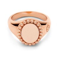 MI MONEDA | Soho ring rosé 3
