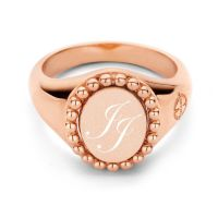 MI MONEDA | Soho ring rosé 4