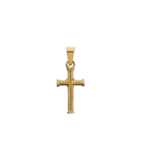 CROYEZ JEWELRY | Cross gold 3