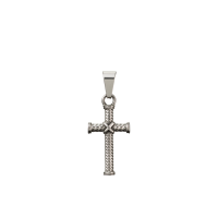 CROYEZ JEWELRY | Cross zilver 2
