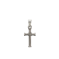 CROYEZ JEWELRY | Cross zilver 3