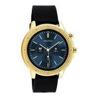 OOZOO | Smartwatch unisex zwart/goud 1