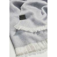 BUFANDY | Sjaal Solid - Mineral Blue 4