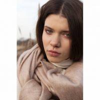 BUFANDY | Sjaal Solid - Blush Rose 6