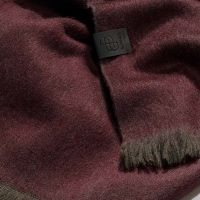 BUFANDY | Sjaal Solid - Mulberry Purple 2