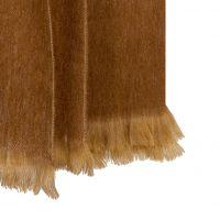 BUFANDY | Sjaal Solid - Ocher Brown 5