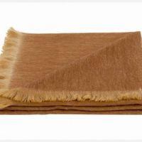 BUFANDY | Sjaal Solid - Ocher Brown 3