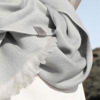 BUFANDY | Sjaal Solid XS - Mineral Blue 3