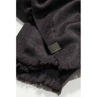 BUFANDY | Sjaal Solid XS - Black 2