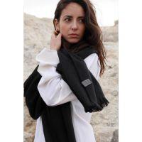 BUFANDY | Sjaal Solid XS - Black 1