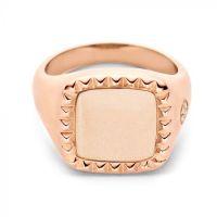 MI MONEDA | Vintage Ring Manhatten - rosegold 3