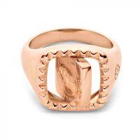 MI MONEDA | Vintage Ring Manhatten - rosegold 2