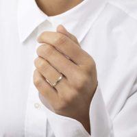 A BREND | Ring Fabiane zilver laatste maat 16 2