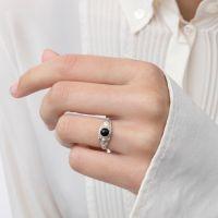 A BREND | Ring Harle zilver laatste maat 16 2