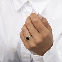 A BREND | Ring Hefa zilver 2