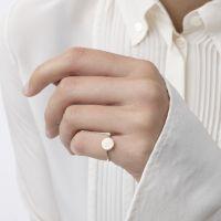 A BREND   Ring Meya zilver 2