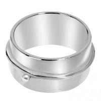 A BREND | Ring Ikka zilver 1
