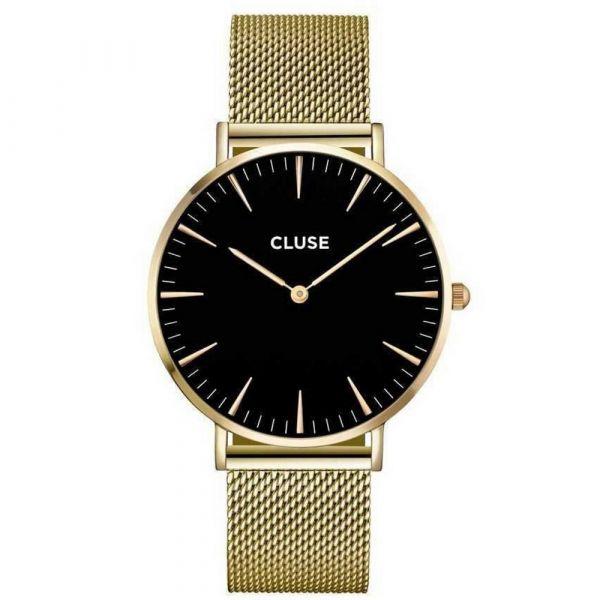CLUSE | La Boheme mesh gold - black