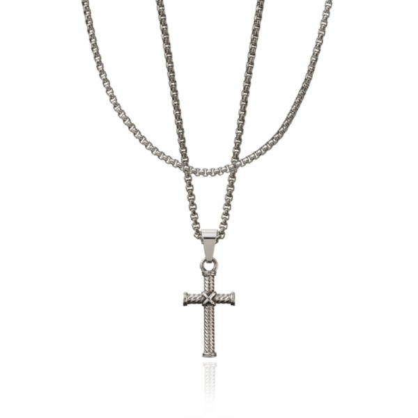 CROYEZ JEWELRY | Cross zilver