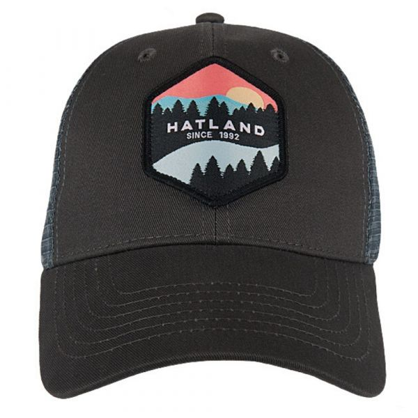 Hatland | Walt Cap grijs