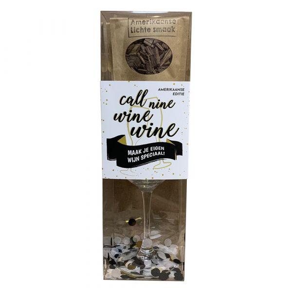 THE BIG GIFTS | Speciaal wijn pakket - Amerikaanse editie