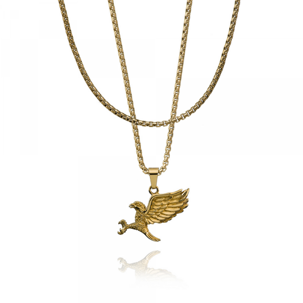 CROYEZ JEWELRY | Eagle goud
