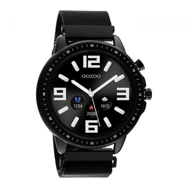 OOZOO | Smartwatch unisex zwart/zwart