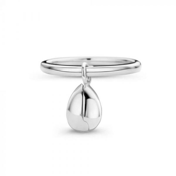 MI MONEDA | Ring Legacy - silver laatste maat 54