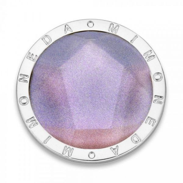 MI MONEDA | Munt LUZ S/M - Ice blue