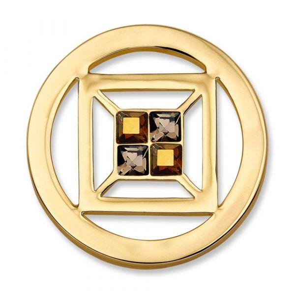 MI MONEDA | Munt Cubo S - gold