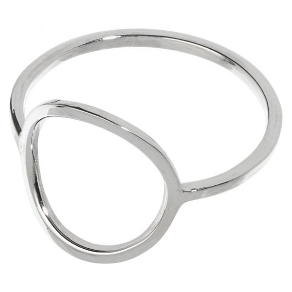A BREND | Ring Abel zilver
