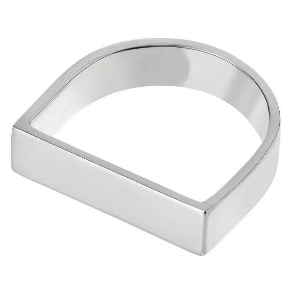 A BREND | Ring Eila zilver laatste maat 19