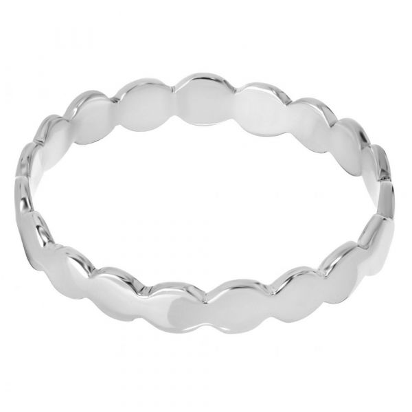 A BREND | Ring Fabiane zilver laatste maat 16