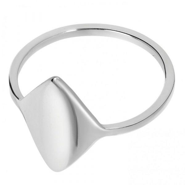 A BREND | Ring Diza zilver laatste maat 17