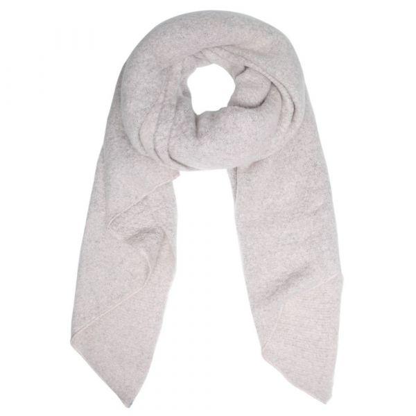 SELECTED | Sjaal licht grijs