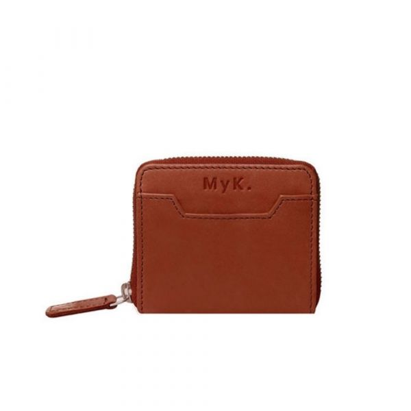 MYK Bags | Purse Dawn Chestnut