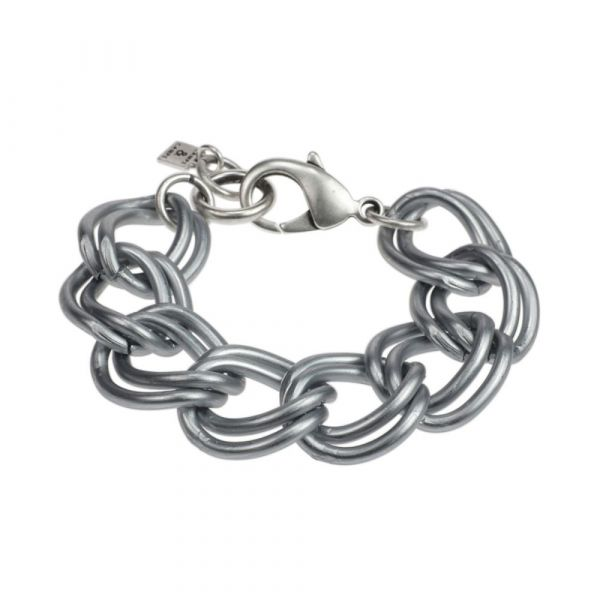 CAMPS & CAMPS | Armband silver satin double