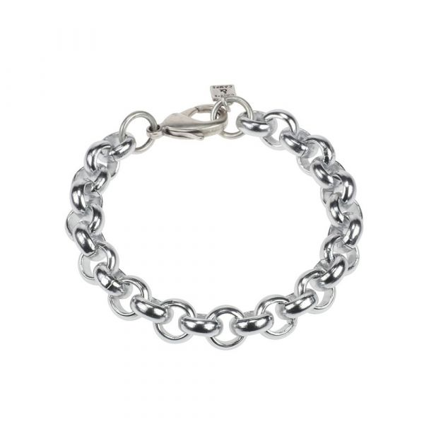 CAMPS & CAMPS | Armband jasseron silver