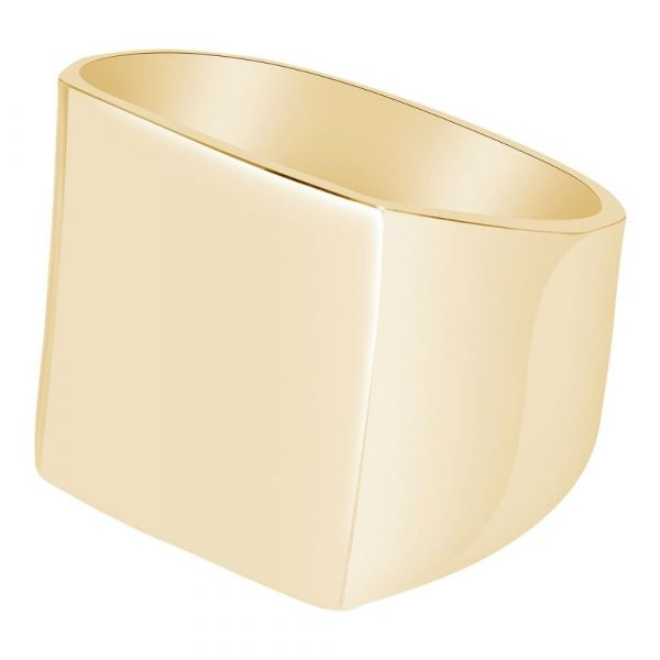 A BREND | Teryl 18K Gold Plated Ring