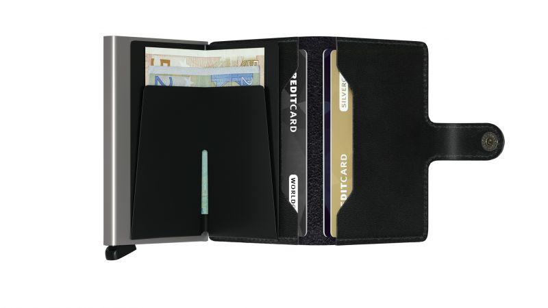 Secrid Wallets Miniwallet Original MO-Black 2