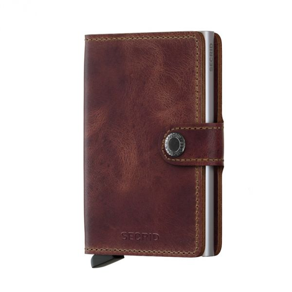 SECRID | Miniwallet MV-Brown