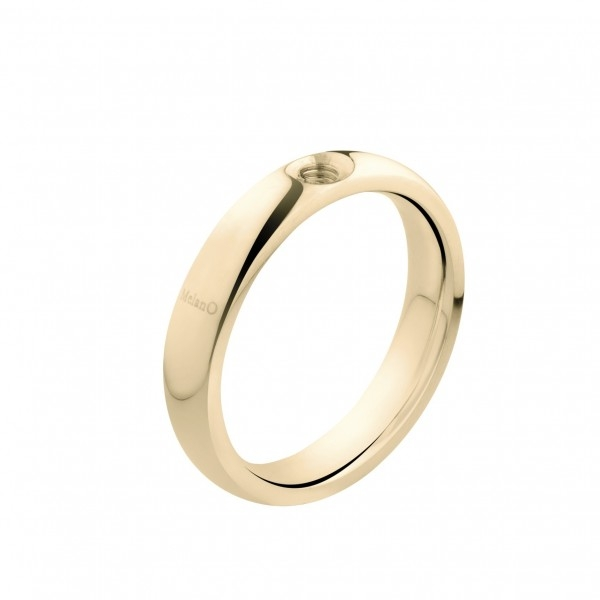 MELANO | Twisted tracy ring gold
